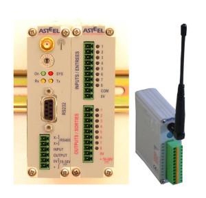 Sistemi wireless via radio