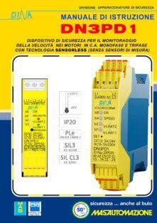 Industria 4.0: DINA – Nuovo Controllo di velocità Safety SENSORLESS DN3PD1